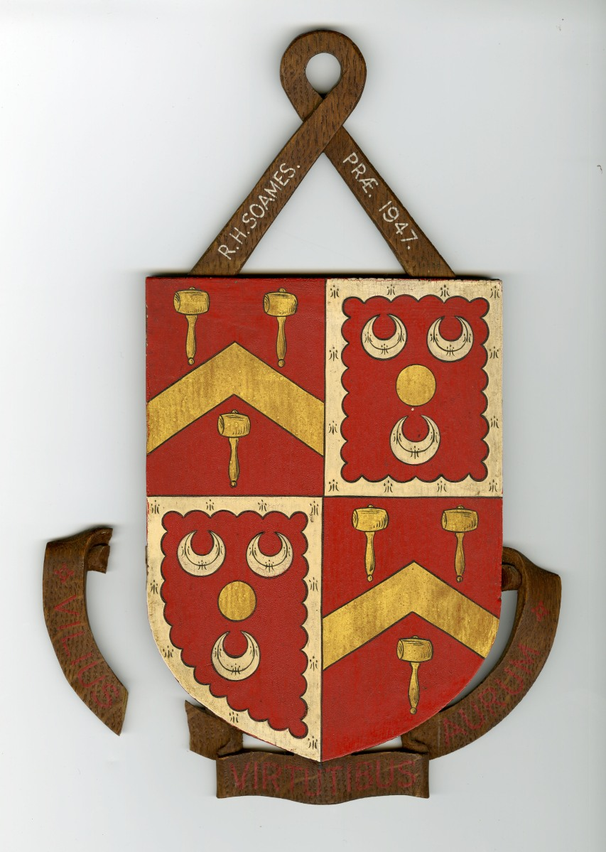 No. 2. Shield from Hall 1947