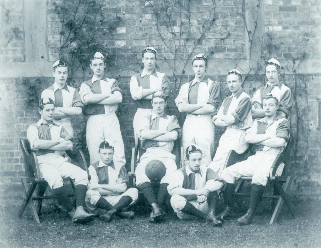 1882 Soccer Team