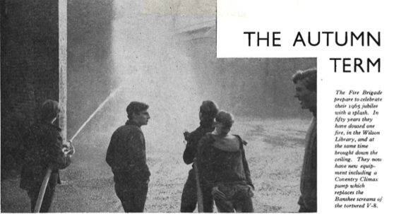 Fire brigade 1965