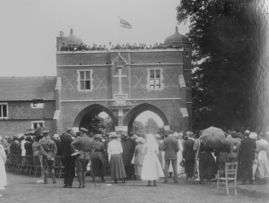Dedication Ceremony 1922